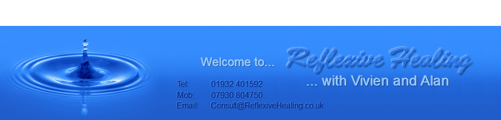 Unique Reflexology and Healing in Byfleet, Surrey