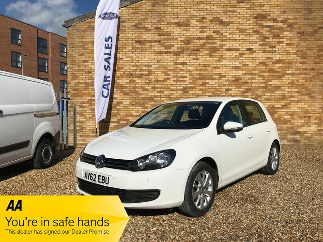 2012 Volkswagen Golf 1.4 TSI Match 5dr £7,495</br>