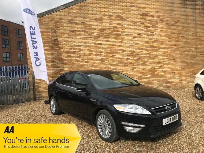 Ford Mondeo 2.0 TDCi Zetec Business Powershift 5dr £6,995</br>