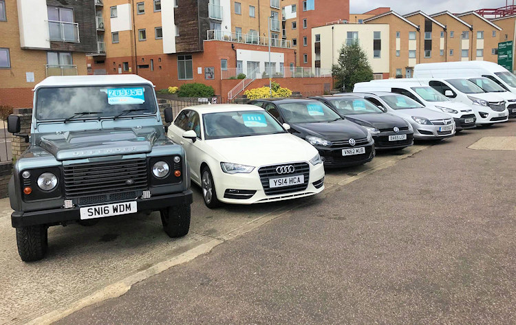 Used Cars for sale in Colchester Essex. Quality used cars for sale. AA Aproved