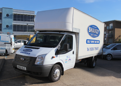 van hire Colchester self drive van rental Essex