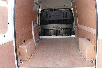 van hire van rental company in Colchester and Essex