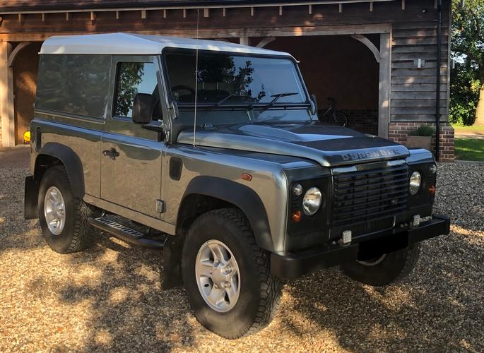 2016 Land Rover Defender 90 2.2 TD £29,995 + Vat</br>