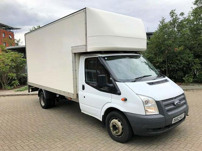 Ford Transit 2.2 TDCi 350 Luton RWD (EU5, LWB) £6,995 + Vat</br></br> 2012   |   139,000 miles   |   Diesel   |   Manual    |   4DR