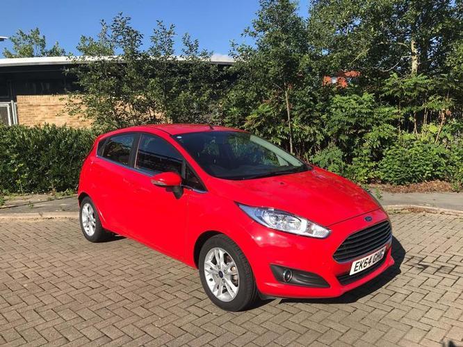 Ford Fiesta 1.0 EcoBoost Zetec £6,495  </br></br> 2014   |   44,000 miles   |   Petrol   |   Manual