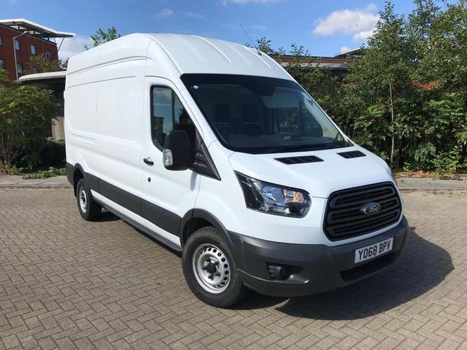 Ford Transit 2.0 350 EcoBlue RWD L3 H3 EU6 £14,995 + Vat</br></br> 2018   |   16,500 miles   |   Diesel   |   Manual   |   5DR