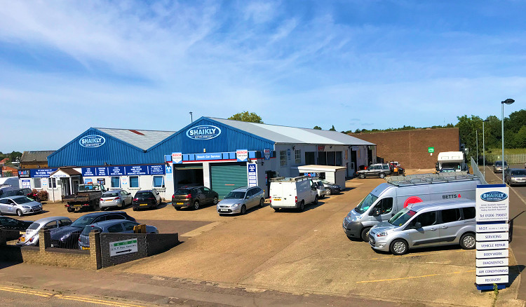 Shaikly Motor Company In Colchester Based At Both The Hythe And Severalls Industrial Park Is A Vehicle Service, MOT Centre, Repair Centre And Van Hire Agency. Established In 1977, Now One Of The Largest Independent Car Repair And Servicing Centres In Colchester, Essex.