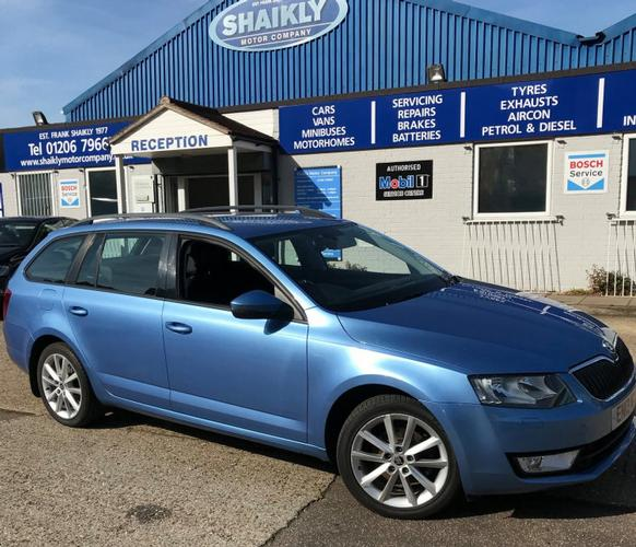 SOLD! Quality Used Cars from Shaikly Motor Company, Colchester