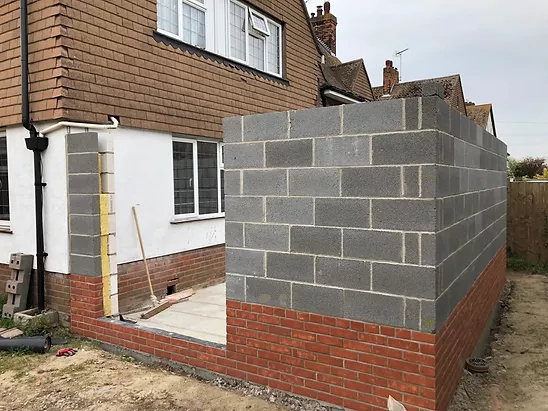 Side Extension in Frinton-on-sea, Essex Side Extension in Frinton-on-sea, Essex