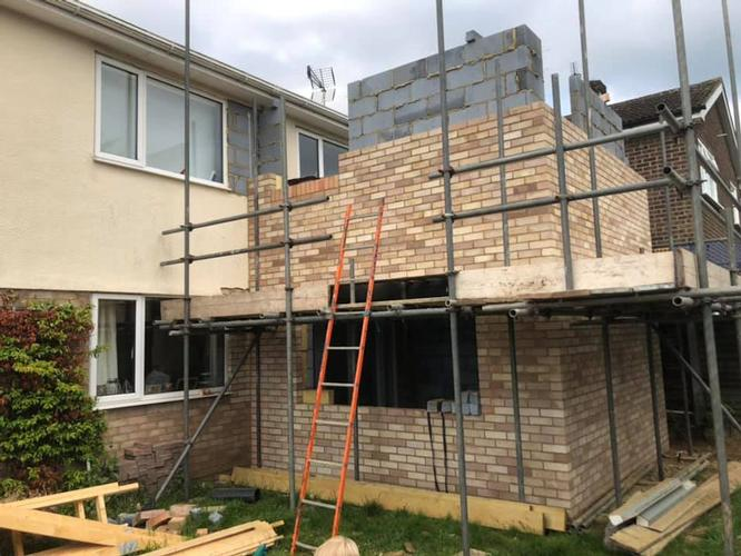 Two storey extension in Great Bentley, Colchester Two storey extension in Great Bentley, Colchester