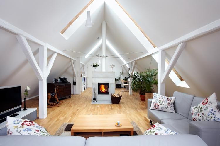 Garage or Loft Conversions Unlock the living space potential of your home