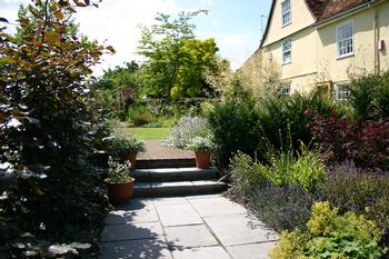 open gardens, garden centre, plant nursey, tea room in Colchester and Essex