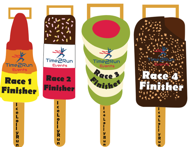 Live Results Ice Lolly 5k Raace 3 of 4 - 21st August 2019 Live Results