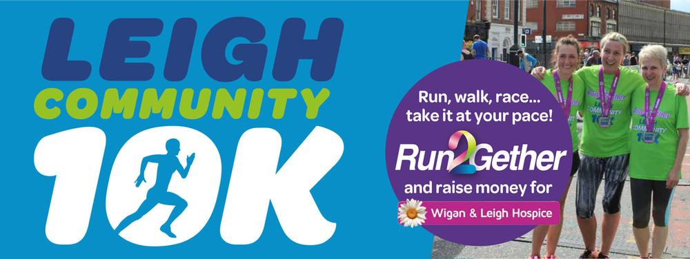 Live Results Leigh Community 10k - 11th August 2019 Results as They Happen