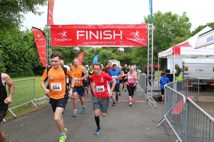 Wirral Way 10k The Route is a Out and Back From Wirral Country Park to West Kirby Along the Wirral Way Trail Path.