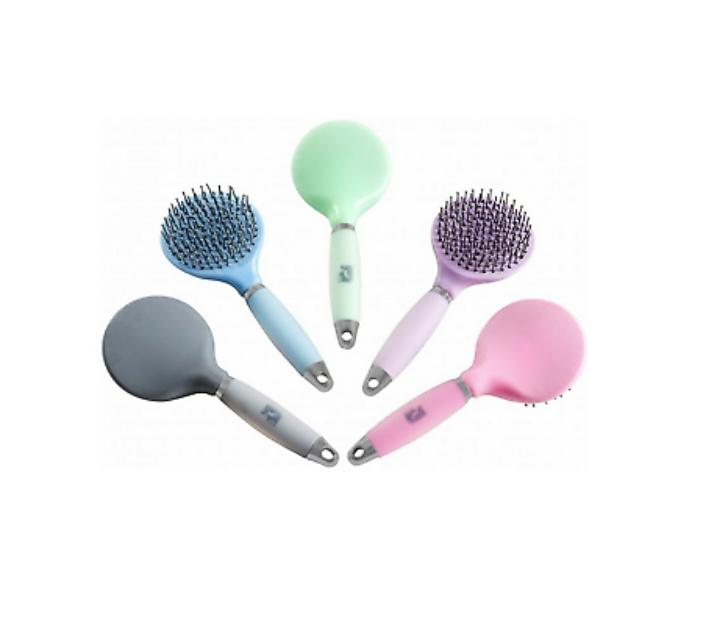 Hippotonic Gel Handle Mane Brush