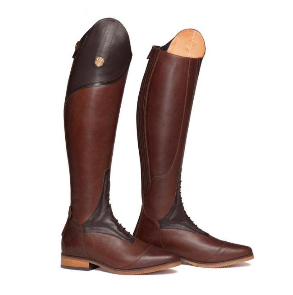 Mountain Horse Sovereign High Rider Boots Brown