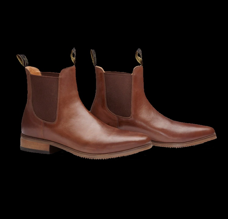 Mountain Horse Resolute Jodhpur Boots