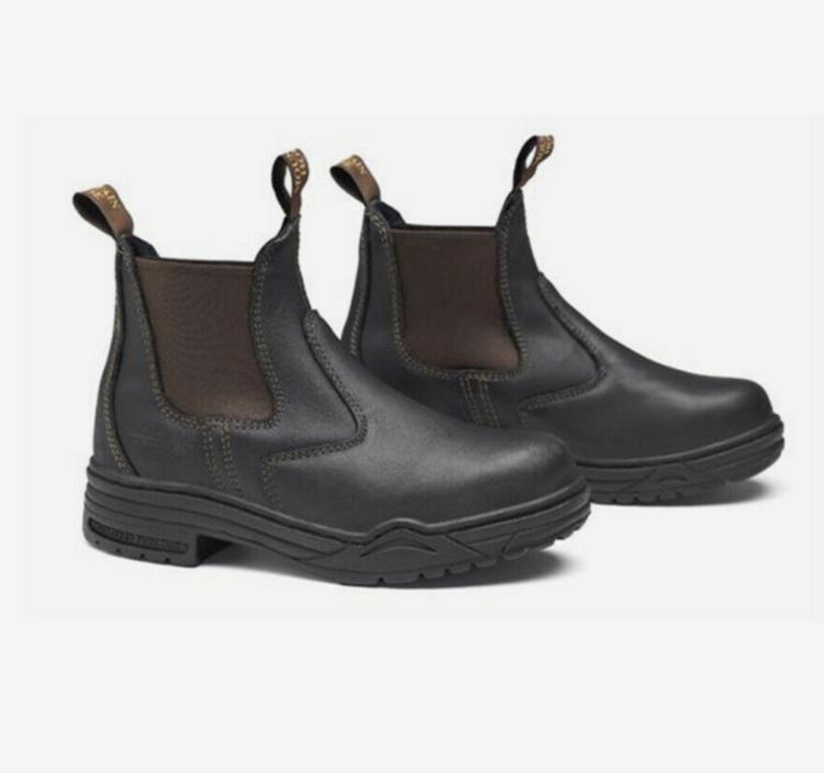 Mountain Horse Protective Jodhpur Boots