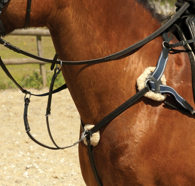 Windsor Equestrian Five Point Breast Plate
