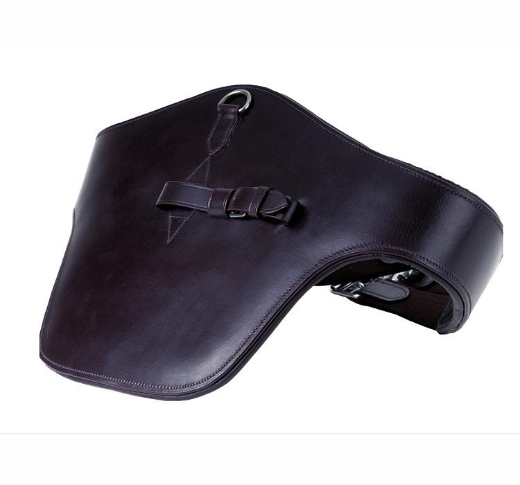 Windsor Equestrian Leather Stud Guard
