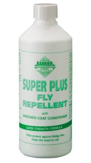 BARRIER ANIMAL HEALTH SUPER PLUS FLY REPELLENT 500ML REFILL