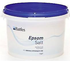 BATTLES EPSOM SALTS 1KG