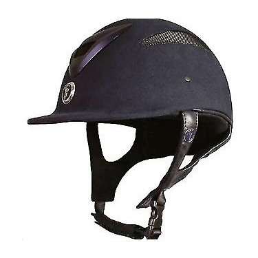 Gatehouse Conquest MkII Riding Hat Black
