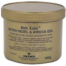 GOLD LABEL WITCH HAZEL AND ARNICA GEL 400G