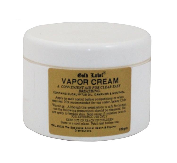 Gold Label Vapour Cream 100gm