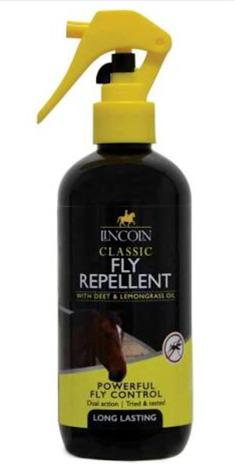 LINCOLN CLASSIC FLY REPELLENT 250ML