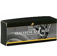 LINCOLN CLASSIC GLYCERINE BAR SOAP 250G