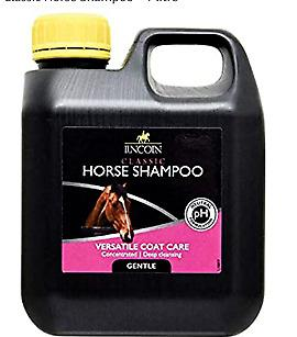 LINCOLN HORSE SHAMPOO 1 LTR