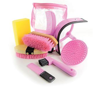 LINCOLN PINK GROOMING KIT