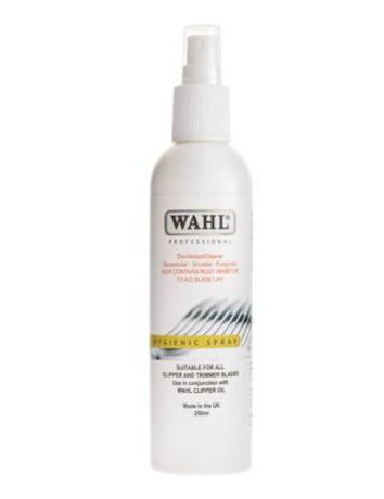 WAHL CLIPPER BLADE HYGENIC SPRAY 250ML
