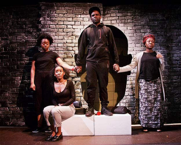 Custody - Review - Ovalhouse A play inspired by real-life accounts of police brutality