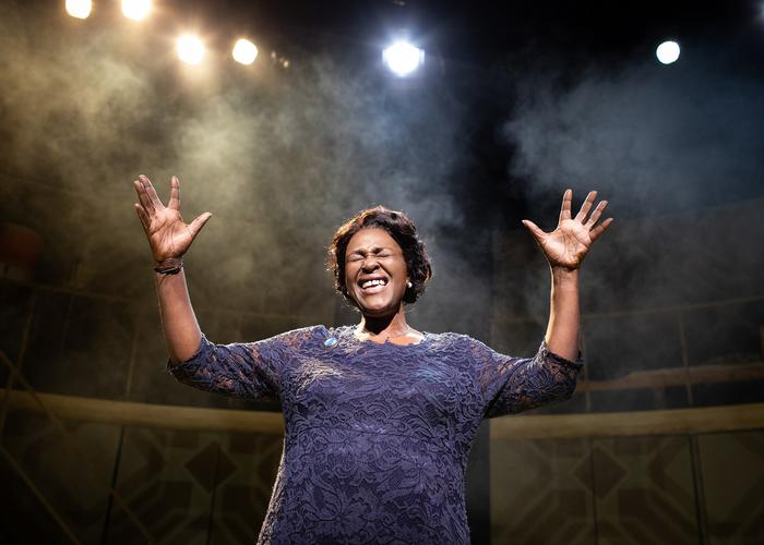 Caroline, or Change - Review - Playhouse Theatre The West End transfer of the musical starring Sharon D. Clarke