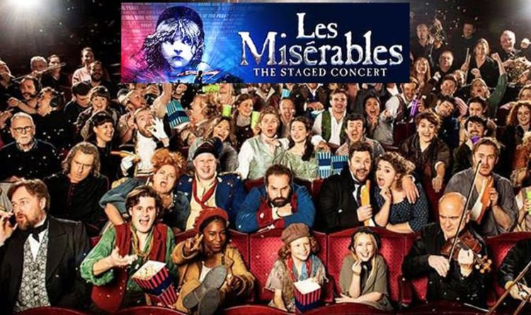 Les Misérables -The Staged Concert released today - News For every download, £5 will be donated to charity