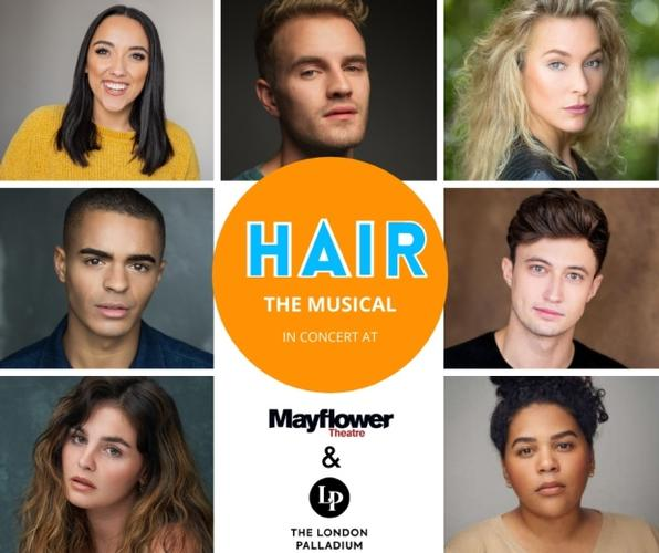 Hair concert at the London Palladium - News The rescheduled dates have been announced
