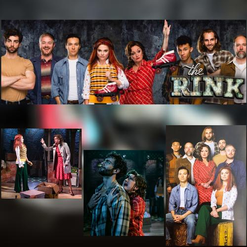The Rink - Review - Southwark Playhouse Family drama and some skating in the revival of this musical