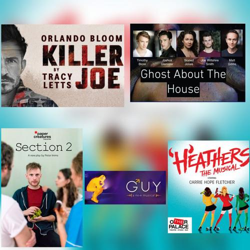 What do you want to see in June? - News We enjoy going around and find out which are the best shows opening every month. June, here we are.
