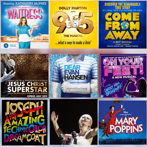2019 New Musicals - News Is it West End or Broadway?
