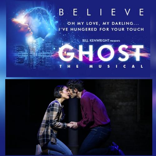 Ghost - The Musical - Review - Churchill Theatre Bromley Bring your tissues for this beautiful version of a timeless classic