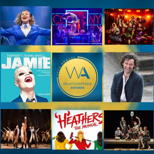 WhatsOnStage Awards 2019: The Winners Who won the awards?