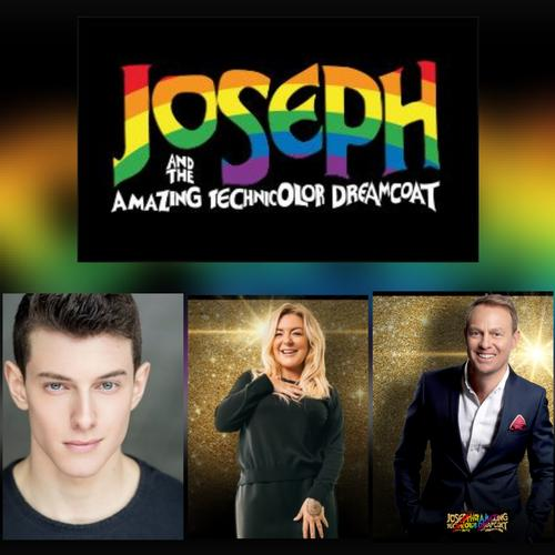Joseph and the Amazing Technicolor Dreamcoat cast - News Who will be at the Palladium?