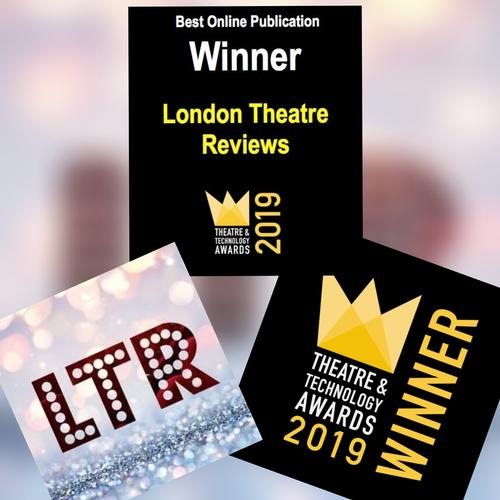 Thank you! LTR wins as best publication 2019