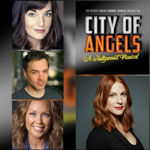 City of Angels in the West End - News For a limited season
