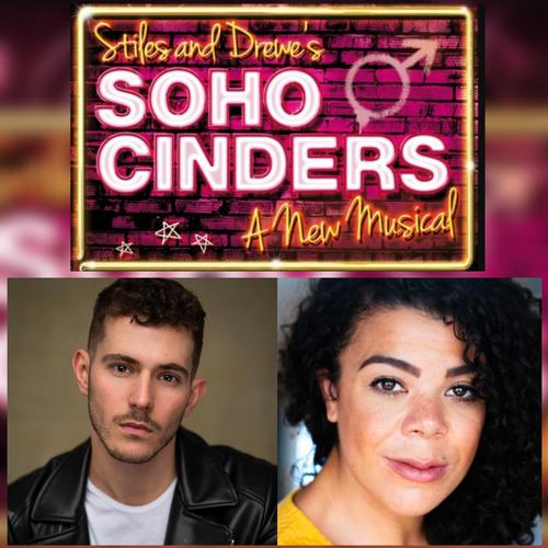 New Cast for Soho Cinders - News The show extends to 11 January 2020