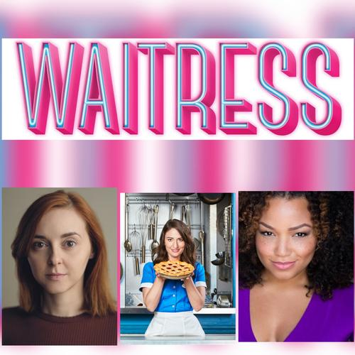 Evelyn Hoskins joins Waitress - News And Marisha Wallace returns