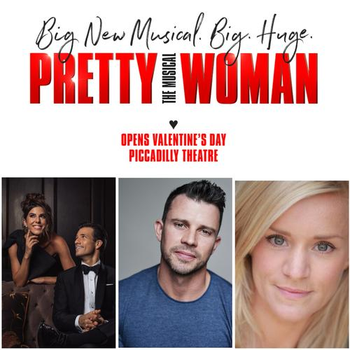 Pretty Woman: full cast - News The shows open February 2020